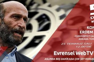 Gazeteci Erdem Gül'le Cumhuriyet davasını konuştuk