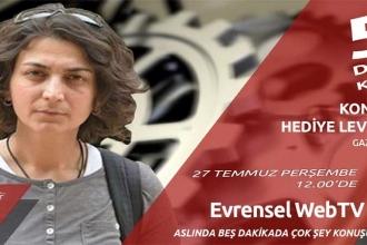 Gazeteci Hediye Levent'le IŞİD sonrasını konuştuk