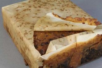 Antarktika'da bulunan 100 yıllık kek tazeliğini koruyor!