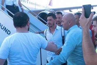 Giuliano, Fenerbahçe için İstanbul'a geldi