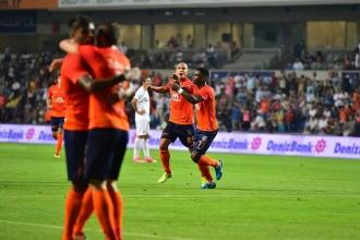 Süper Lig'de ilk yarının lideri Medipol Başakşehir