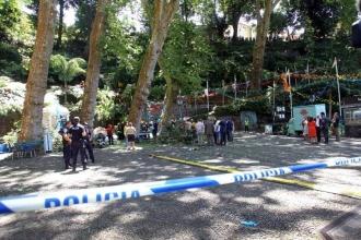 Madeira'da ağaç festival alanına devrildi: 11 kişi öldü