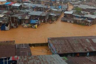 Sierra Leone'deki toprak kaymasında can kaybı 400'e yaklaştı