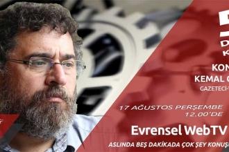 Gazeteci-Yazar Kemal Can AKP'nin 16 yılını anlattı