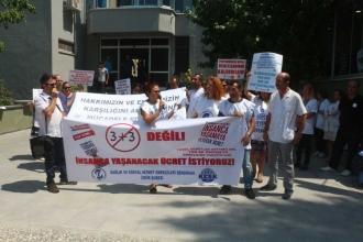 SES İzmir: Yüzde 3+3'ü kabul etmiyoruz