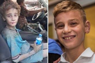 Musul'da IŞİD'den kurtarılan Êzidî çocuk ailesine kavuştu