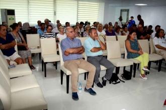 Ayvalık'ta adalet forumu yapıldı