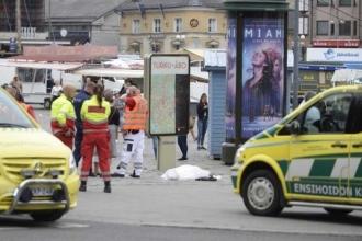 Finlandiya'da bıçaklı saldırı: 1 ölü 8 yaralı