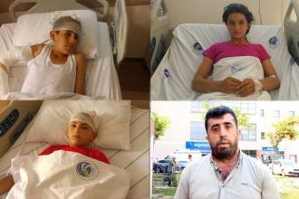 Yaralı işçiler: Traktör bozuktu, bir gün önce ölümden döndük