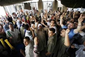 Mısır'da tekstil işçilerinin talepleri kabul edildi