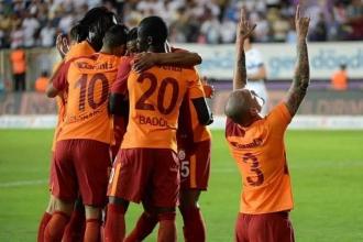 Galatasaray'da 10 futbolcu milli takım yolcusu