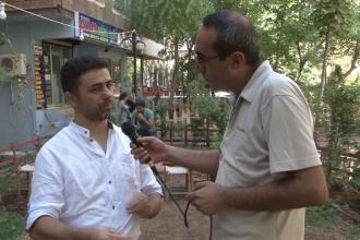 Kapatılan dihaber'in editörü Sedat Yılmaz ile konuştuk
