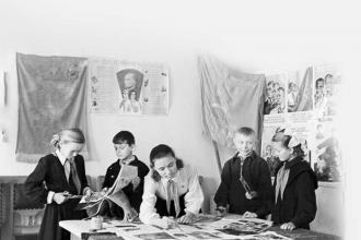 Ekim Devrimi ve eğitim -2