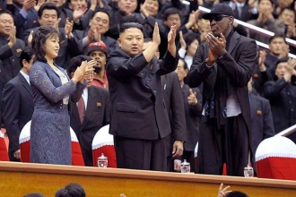 Dennis Rodman: Trump ve Kim Jong-un işleri düzeltmeli