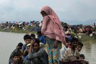 'Myanmar'da 6700 Arakanlı öldürüldü' iddiası