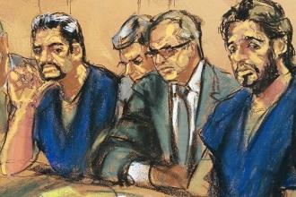 Turkish-Iranian businessman Reza Zarrab pleads guilty in US