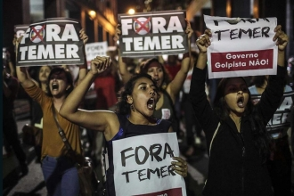 Brazilians resist bankers' government