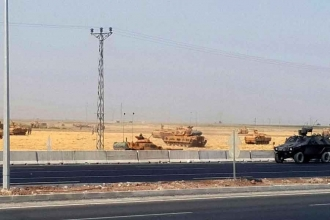 Turkey begins military exercise on Iraqi border