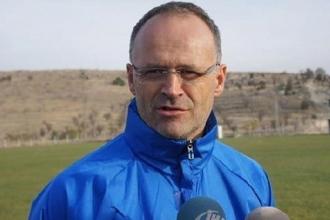 Osmanlıspor'un yeni hocası İrfan Buz