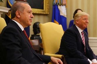 Erdoğan-Trump görüşmesi yaklaşık 50 dakika sürdü