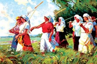 Ekim Devrimi'nde kadınlar