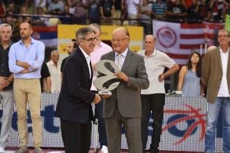 Ivkovic jübileyle onurlandırıldı