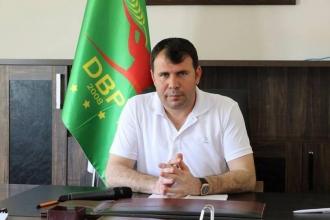Tutuklanan DBP Eş Genel Başkanı Arslan tedavi edilmiyor