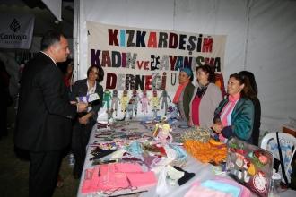 Kadın emeği festivali başladı