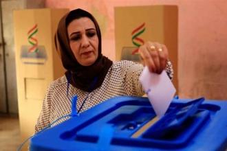 Irak Kürdistan Bölgesi'nde referandum günü