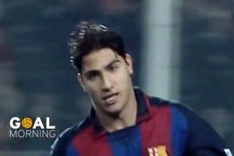 UEFA ve Barcelona'dan Quaresma'ya videolu kutlama
