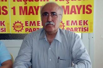 Eski EMEP Aydın İl Başkanı, ev baskını ile gözaltına alındı