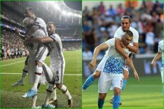 Eksik Beşiktaş yaralı Trabzon'a karşı