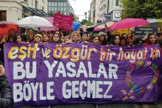 Üniversiteli kadın öğrenciler: Birleştikçe güçleneceğiz