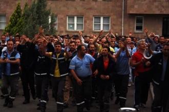 Türk Traktör işçileri: Yaptık, yine yapabiliriz
