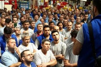 ZF Sachs işçileri: Bu kez bir parmak bal yeterli olmayacak