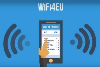 Avrupa ücretsiz WiFi'ye geçiyor