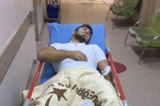 Milli güreşçi Cenk İldem'e trafikte silahlı saldırı