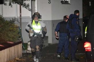 İsveç'te silahlı saldırı: 4 yaralı