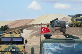 Turkish soldier killed and five wounded in attack in Idlib