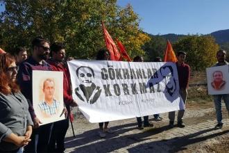 10 Ekim'de hayatını kaybeden Gökhan Akman anıldı