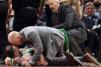 NBA'de sezon, Hayward'ın korkunç sakatlığıyla açıldı