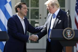 Yunanistan'daABD'yle yapılan F-16anlaşması tartışılıyor