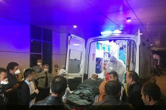 Çerkezköy'de fabrikada asit kazanı devrildi: 9 işçi yaralı