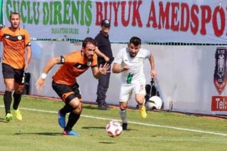 20 gün sonra gelen adalet: Amedspor maçı iptal!