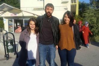 Ankara'da gözaltına alınan 5 gazeteciden 3'ü serbest