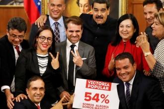 Venezuela'dabu kez deyemin krizi çıktı