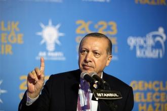 Erdoğan'dan gençlere: Bir gece ansızın vurabiliriz