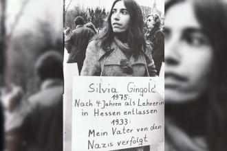 Doğuştan antifaşist: Silvia Gingold