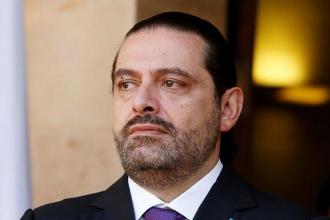 Lebanon believes Hariri held in Saudi, wants foreign pressure
