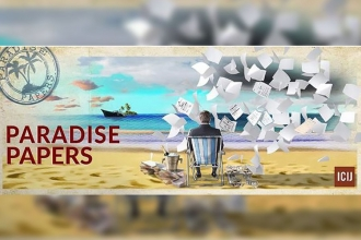 Whose work is 'tax paradises'?